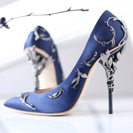 Ralph and Russo: Eden Pumps