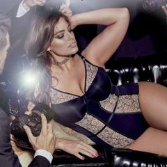 Ashley Graham Lingerie Collection